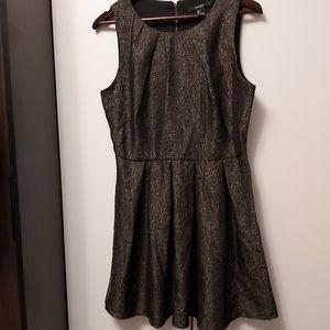 Forever 21 Black Dress:  Large